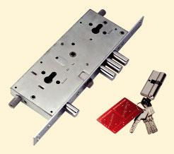 Lock system A 1