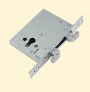 Lock system B 1