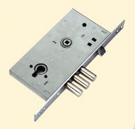 Lock system B 3